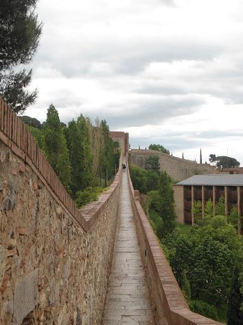 Girona muralha